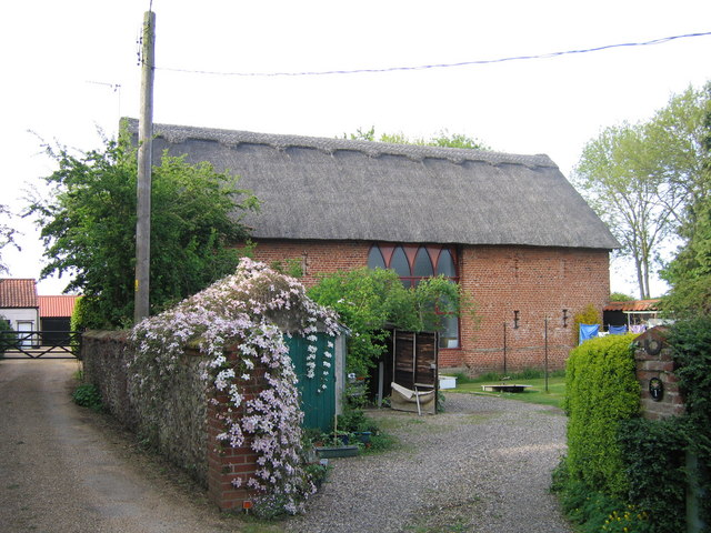 The Old Chapel, Surlingham