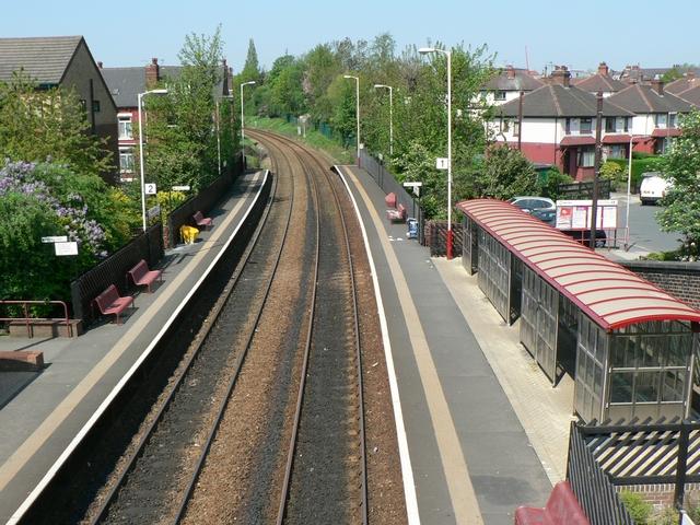 Burley Park Station, Headingley
