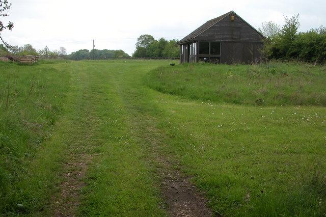 Pavilion near Duntisbourne Abbots