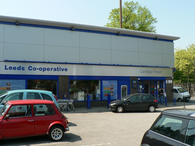 Leeds Co-op, Cardigan Road, Headingley