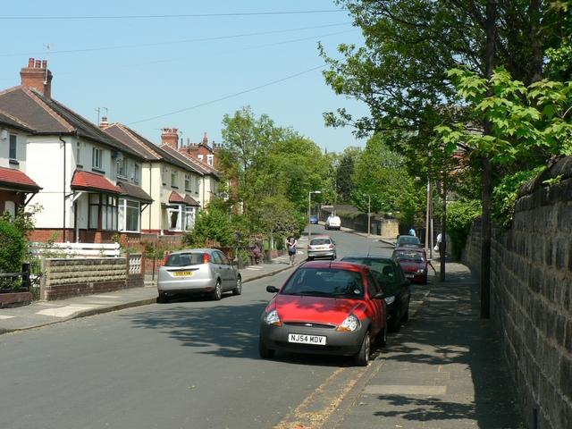 Chapel Lane, Headingley