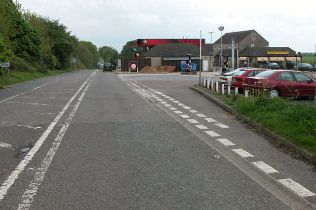 Services on the A417