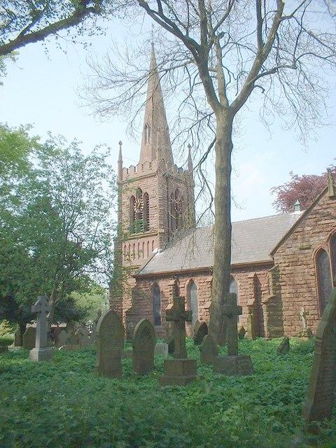 Christ Church Eccleston, St Helens