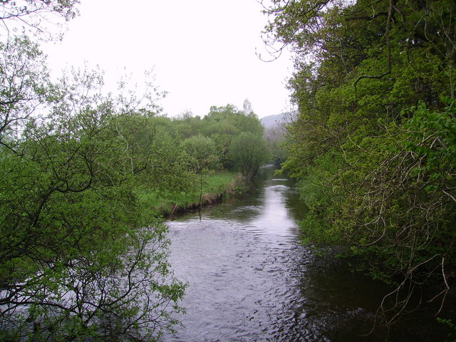 River Crake at Bouthray Bridge