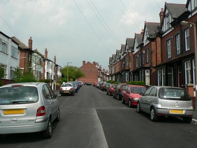 Derwentwater Terrace, Headingley