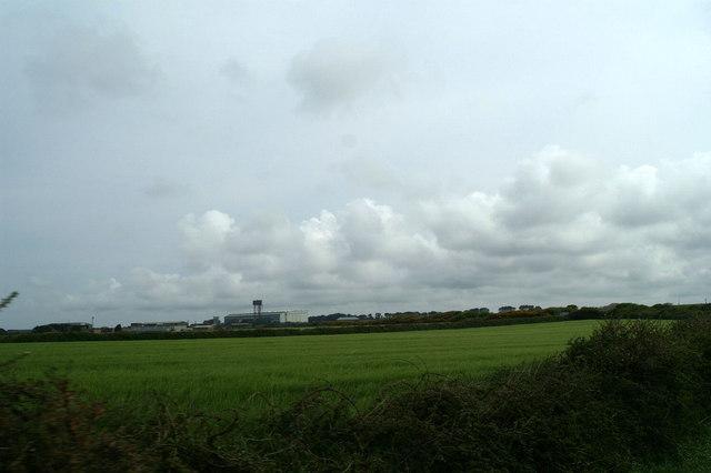 Hangars, St Mawgan Airfield