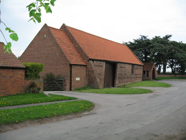 Restored Poppleton Tithe Barn
