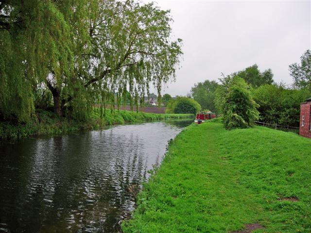 Chesterfield Canal at Ranby