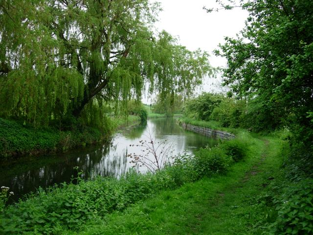 Chesterfield Canal North of Ranby