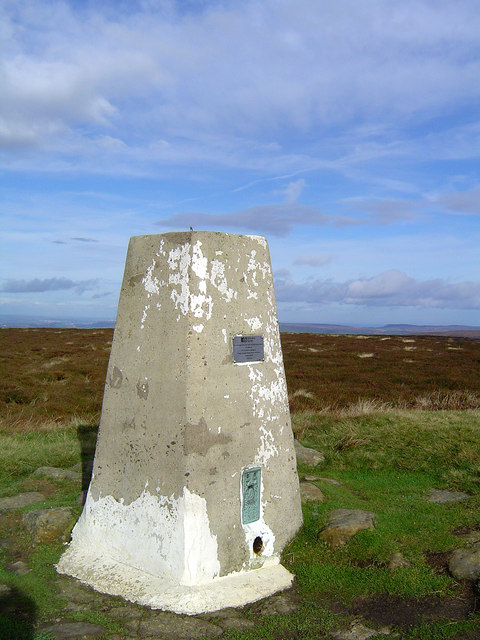 Round Hill Trig Point