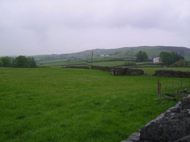 Approaching Gawthwaite
