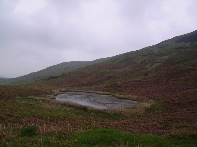 Tarn Heathwaite Fell