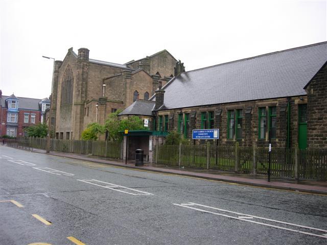 St Gabriels Church and Church Hall