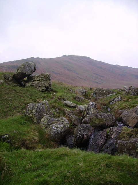 Looking towards Blawith Knott