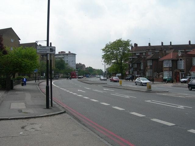 Seven Sisters Road