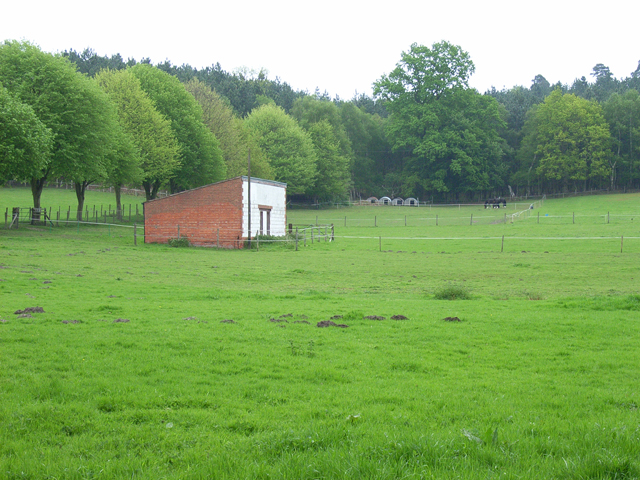 Fields at Minley Farm