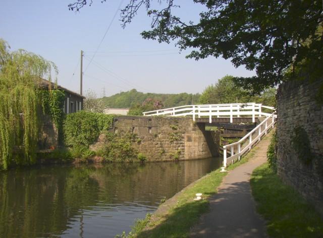 Ganny Lock, Brighouse