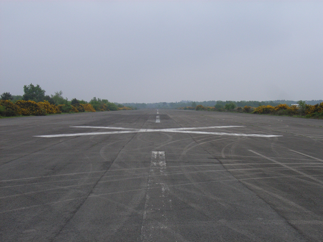 Disused runway, Blackbushe Airport