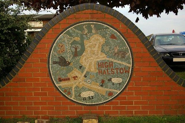 High Halstow Map