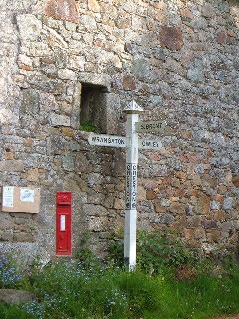Cheston Cross