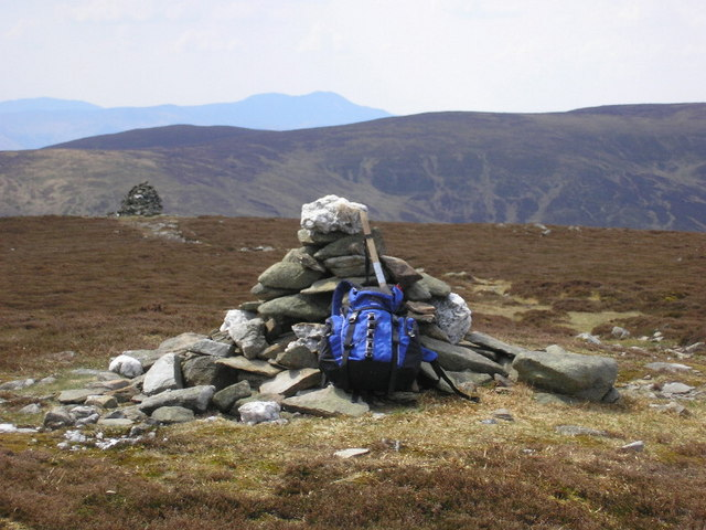 Summit Cairn of Auchnafree