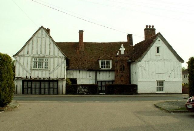 'Jacobes', Brightlingsea, Essex