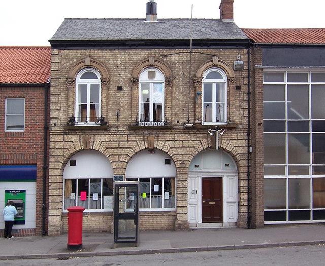The Corn Exchange, Barton-Upon-Humber