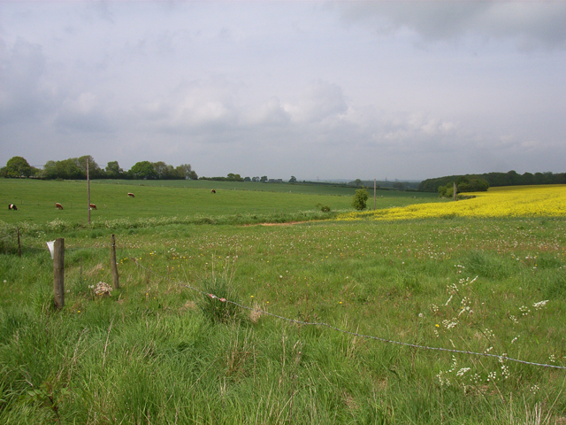 Farmland at Park Corner