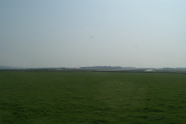 The western end of St. Mawgan, Airfield