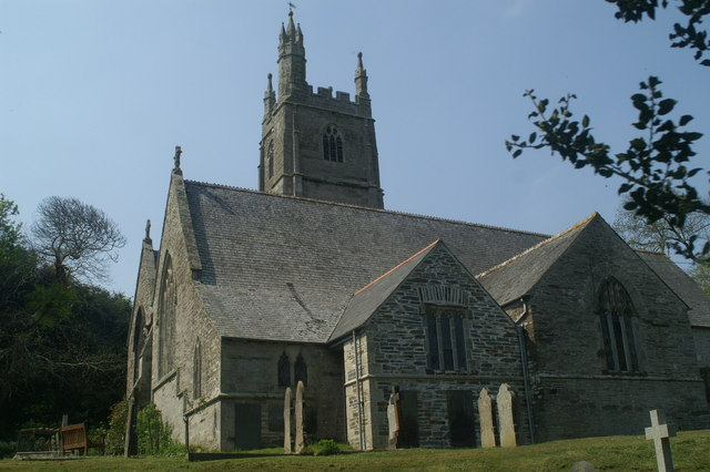 St. Mawgan Church