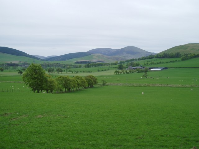 Countryside near Broughton