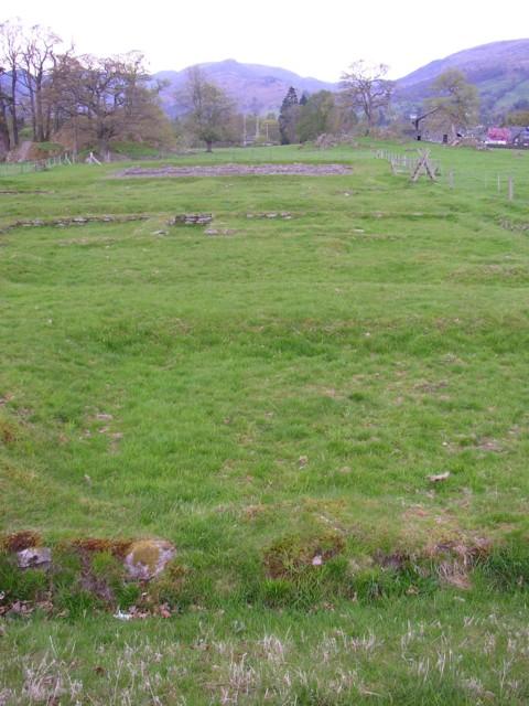 Galava Roman Fort, Ambleside