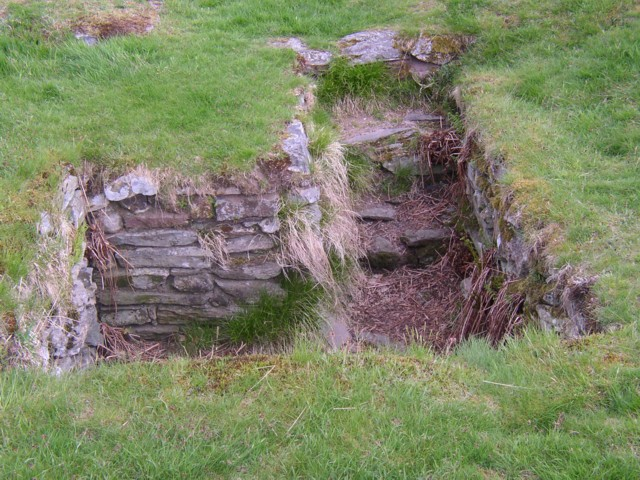 Detail of Galava Roman Fort, Ambleside