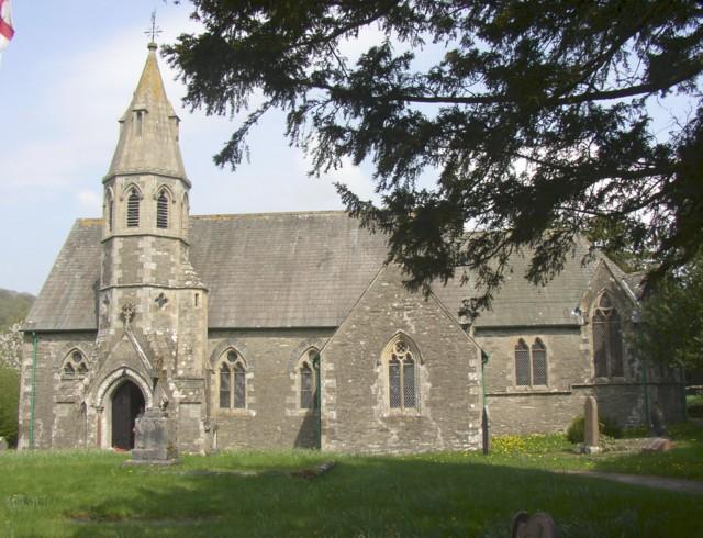 All Saints Church, Underbarrow