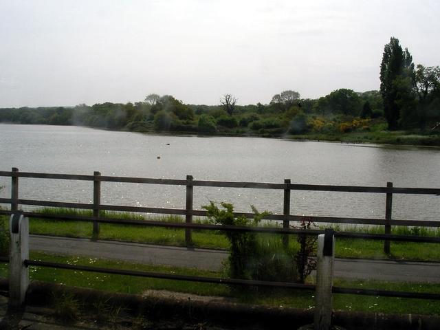The Old Mill Pond, Wootton Bridge