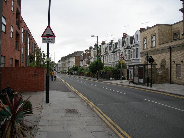 Albion Road N16