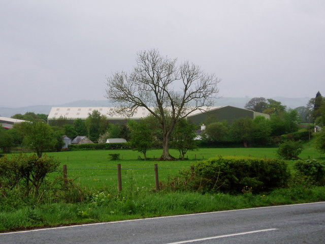 Industrial Estate, Corwen
