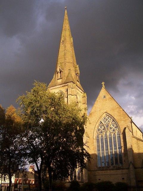 Church Heywood centre 30 0ctober 2005
