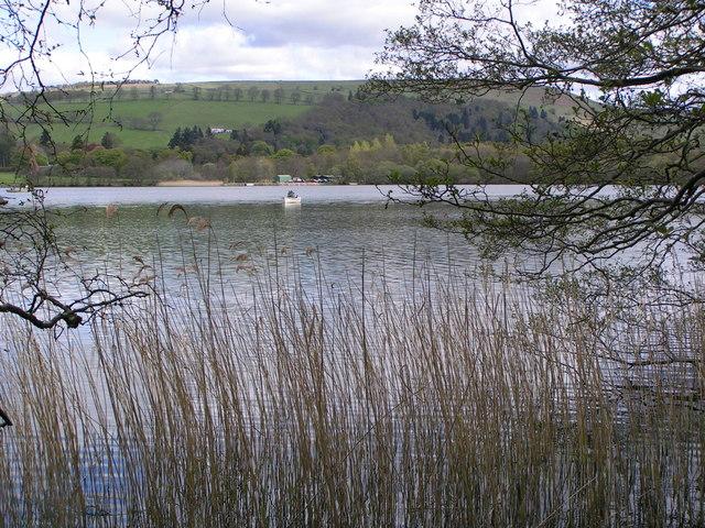 Butterstone Loch