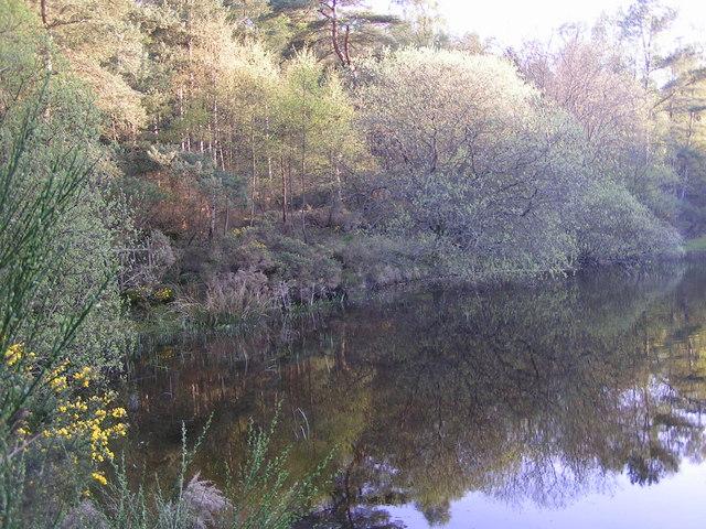 Loch in Montreathmont