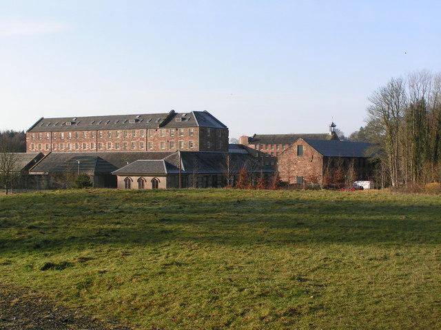 Stanley mills