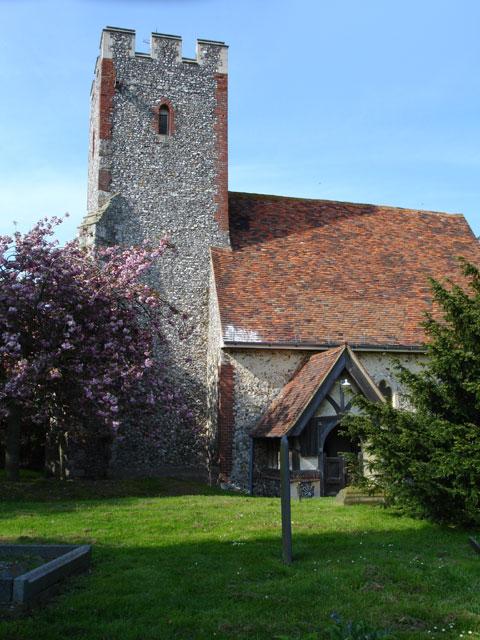 St Mary's church, Norton
