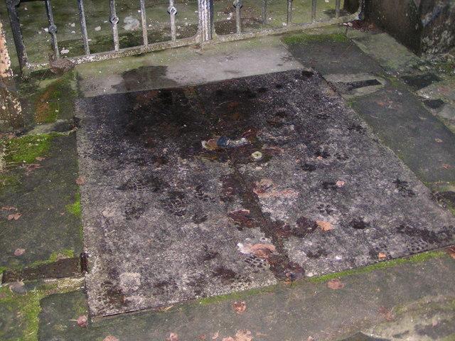 Bonnie Dundee's Grave