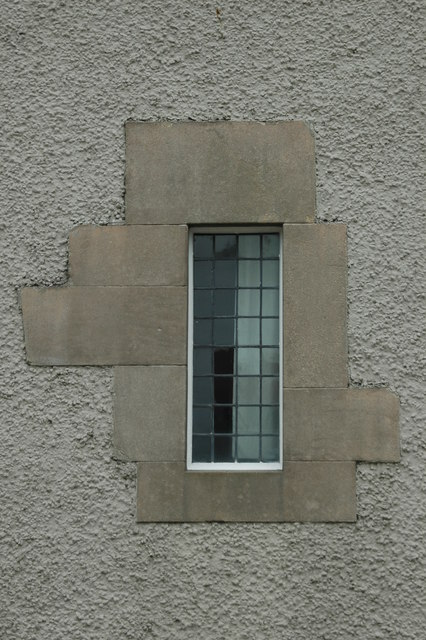 Classic example of the Mackintosh architectural style