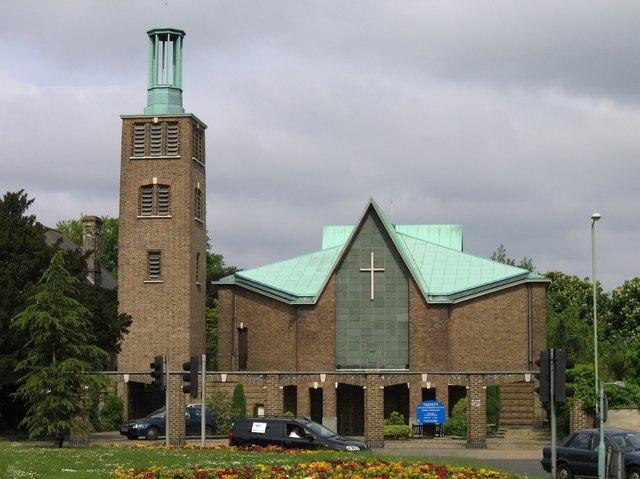 Trinity URC, Norwich