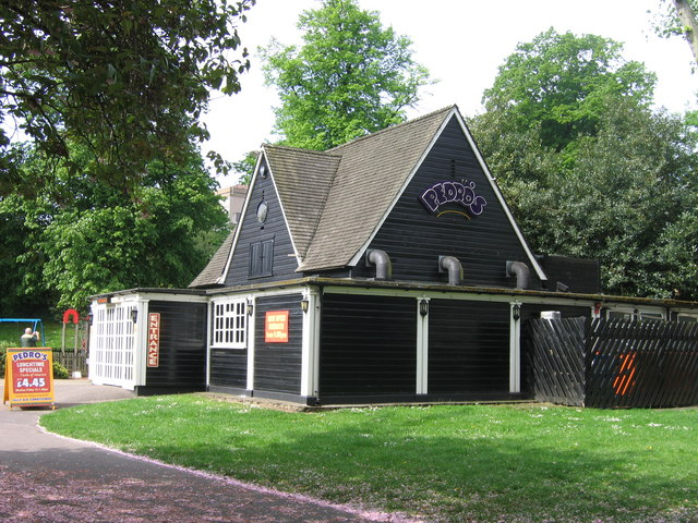 Pedro's, Chapelfield Gardens, Norwich