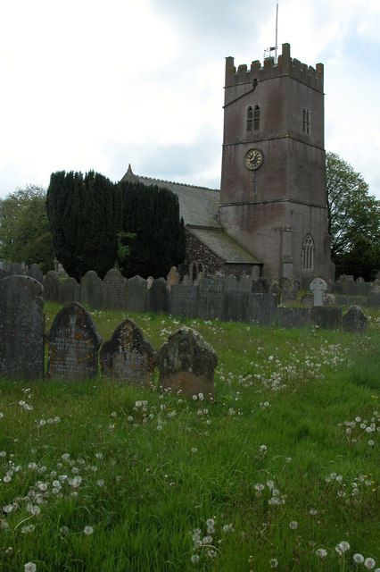 Burrington Church