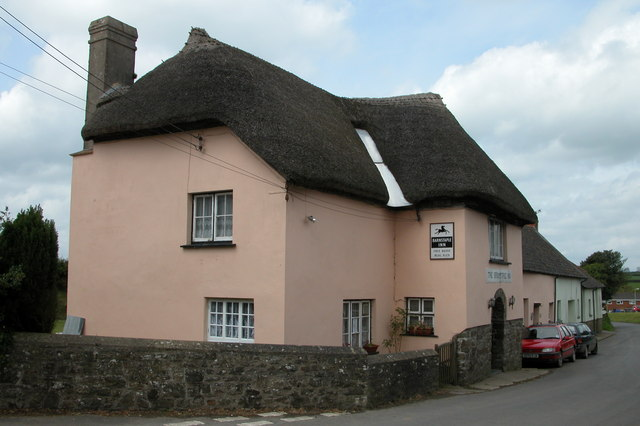 Barnstaple Inn, Burrington