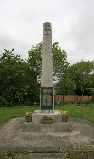 War Memorial, Brockenhurst