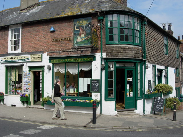 Rye: The Runcible Spoon pub